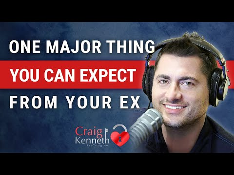 One Major Thing You Can Expect From Your Ex