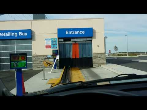 Review of the Esso Car Wash on Stone Church Rd. in Hamilton Ontario
