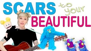 Scars To Your Beautiful - Alessia Cara (Sarah Blackwood cover)