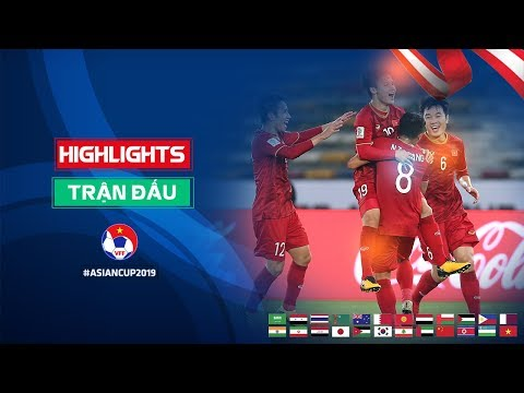 Asian Cup 2019 | Highlights IRAQ 3-2 VIỆT NAM