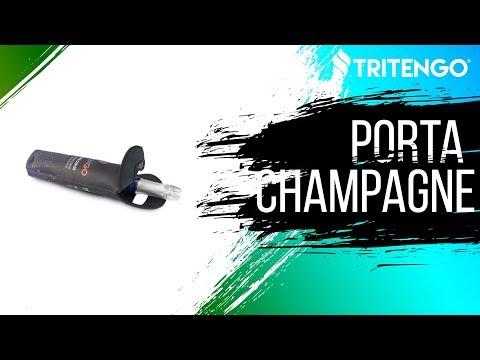 Porta Champagne em Neoprene Personalizado para Brinde Corporativo