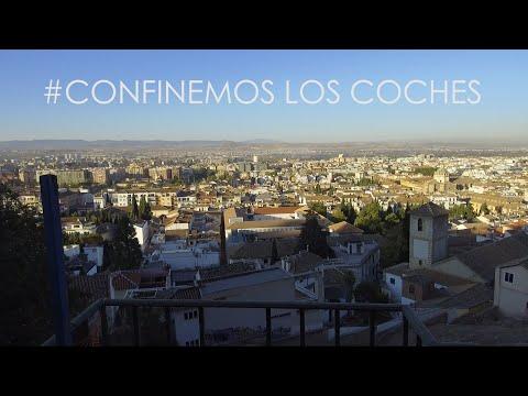 Un documental pide confinar  en Granada los coches para reducir la contaminación