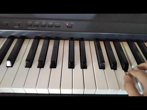 Музыка на пианино из мультфильма падал прошлогодний снег