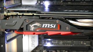 MSI GTX 1080 Gaming X 8G İncelemesi