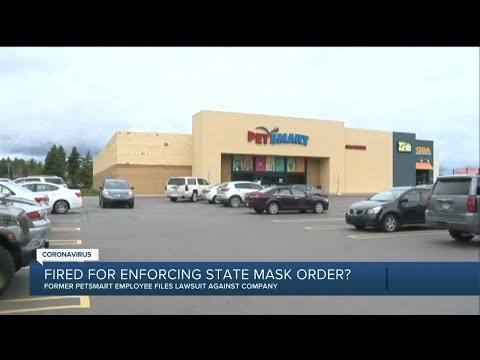 Man suing Michigan PetSmart store after being terminated for enforcing mask mandate