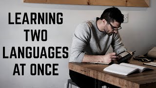 Should You Learn Two Languages At The Same Time? | Polyglot Language Learning Tips