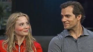 Henry Cavill Being Thirsted Over By Female Celebrities!