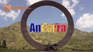 Ep 83 - Andorra - Motorcycle Trip Around Europe