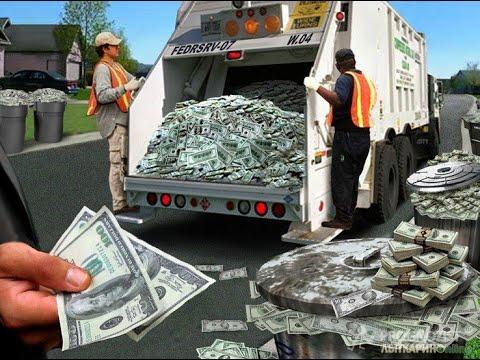 Деньги за вывоз мусора: как получить компенсацию?//ВАЖНАЯ ТЕМА