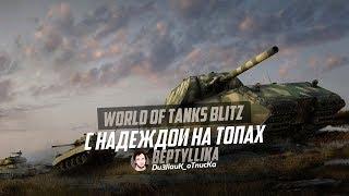_BepTyLLIka & BaIIIa CBeTJloCTb на топах | WoT Blitz