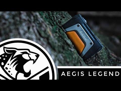 Aegis Legend Mod - Vape [Geekvape] | Apegos Perú