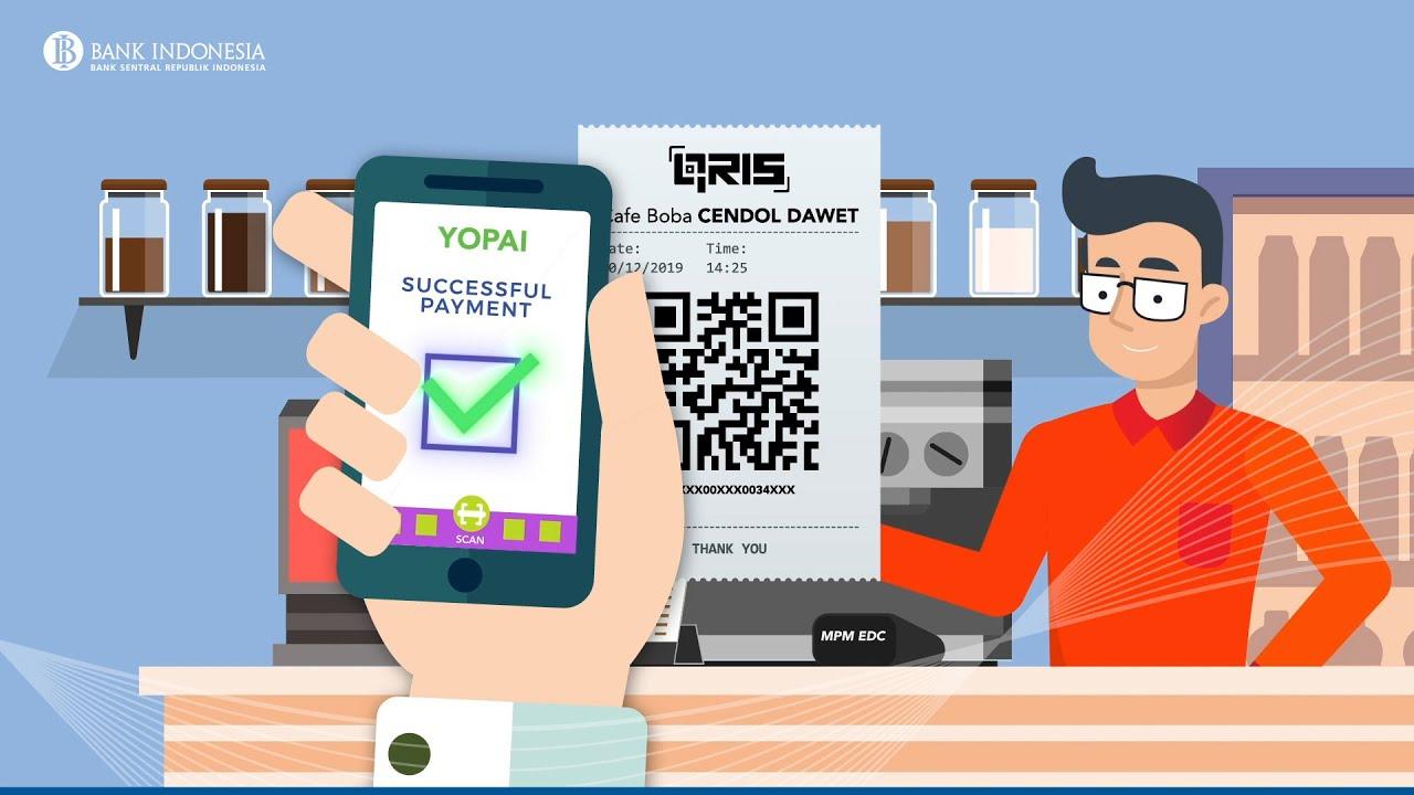1 QR Code untuk Semua Pembayaran, Cara mendapatkan QRIS QR Code
