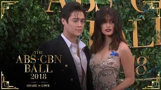 The ABS-CBN Ball 2018: Liza Soberano and Enrique Gil | Red Carpet and Interview