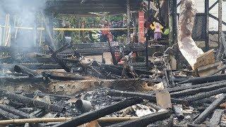 Kebakaran Rumah di Sukabumi Menewaskan Sepasang Suami Istri dan Anaknya, Satu Orang Selamat