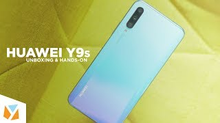 Huawei Y9s Unboxing & Hands-on