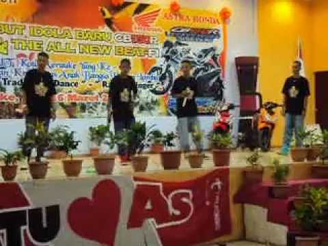 merauke rap family special competition march 2013