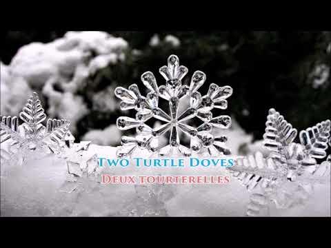 Les Douze Jours de Noël (EN/FR paroles) - The Twelve Days of Christmas  (French)