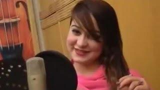 Pashto New Female Singer Kinat Umar New Song 2016 - Da Meni Yara