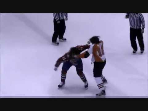 Tye McGinn vs. Zack FitzGerald