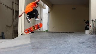 preview picture of video 'Serres Skate ~ Clip #7'