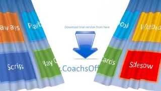 Coach's Office Football Software