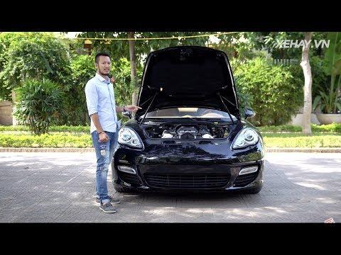 Đánh giá xe Porsche Panamera sau 7 năm sử dụng |XEHAY.VN|