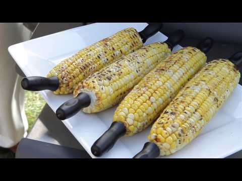 Weber Corn Picks