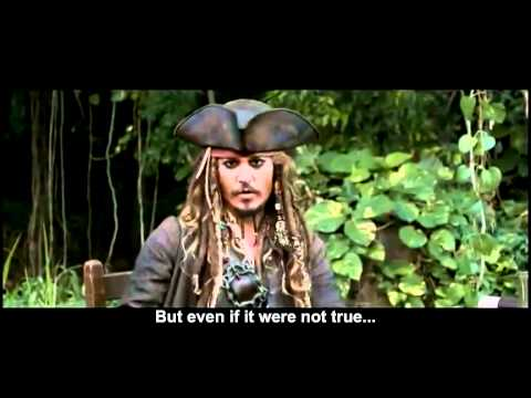 Pirates of the Caribbean 4 - Trailer (English Subtitle)