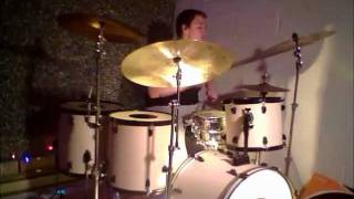Battles- Ice Cream (Drum Cover)