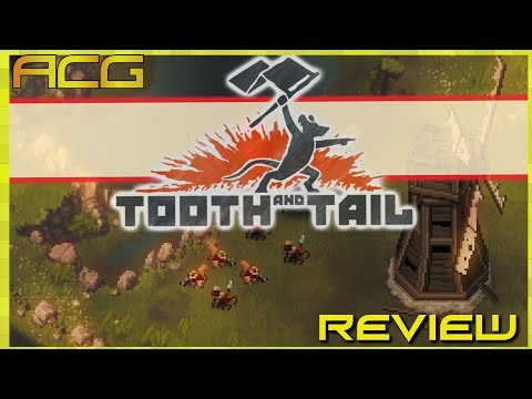 Tooth and Tail Review video thumbnail