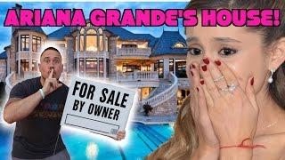 I PUT ARIANA GRANDES HOUSE UP FOR SALE!   OmarGoshTV
