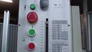 Elmag GBM 4/50 SGA 82011 Getriebe Bohrmaschine