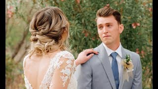This Groom Reaction Will Make You SOB | By Tyler