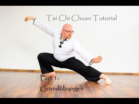 Tai Chi Chuan Tutorial 001 - Grundübungen