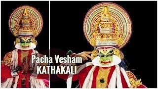 Pacha - Kathakali Make-up