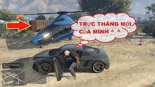 GTA 5 Online - Đi Tìm Mặt Người Bí Ẩn Trên Núi (Phần 1)