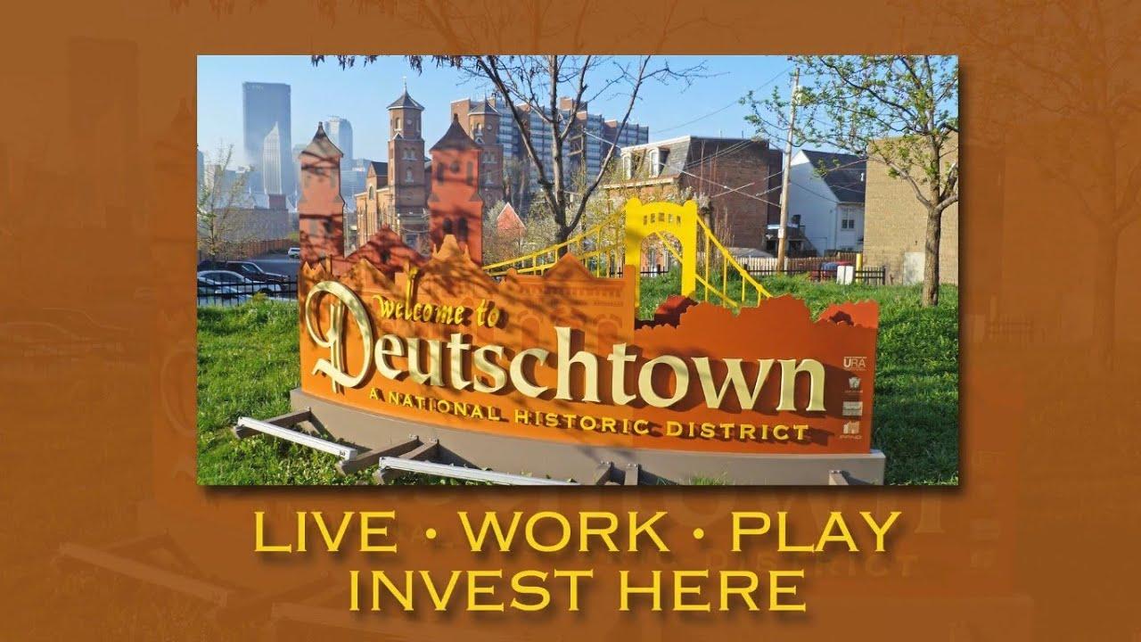Historic Deutschtown (trailer)