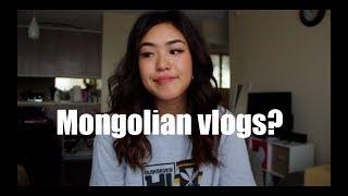 Home vlog?    mongol heleer    NN sisters :}