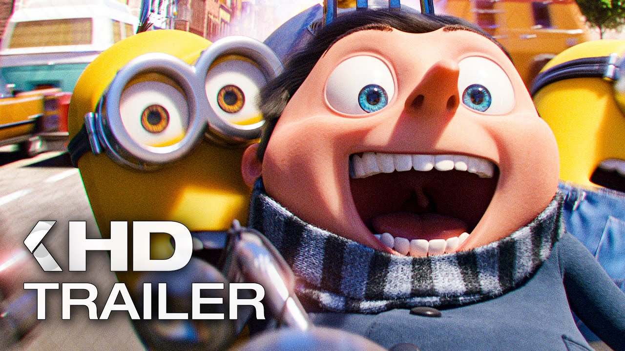 Minions 2: The Rise of Gru (2021) Star Cast & Crews | Full Movie Info