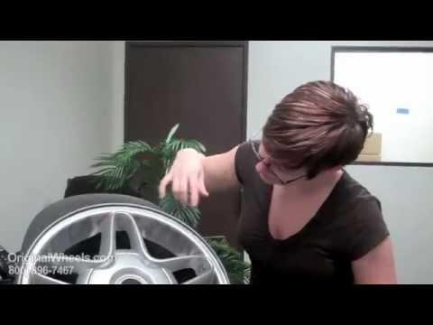 Countryman Rims & Countryman Wheels - Video of Mini Cooper Factory, Original, OEM, stock used Rim