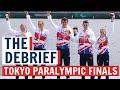 The Tokyo Debrief: Paralympic Finals