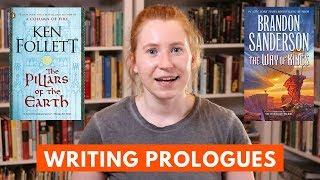 How to Write a Prologue | Novel Writing Advice