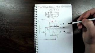 Electronics Tutorial 7 - Introduction to Transistors (BJT's)