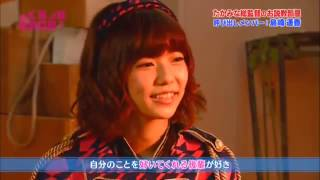 島崎遥香さん[トークと可愛い笑顔]
