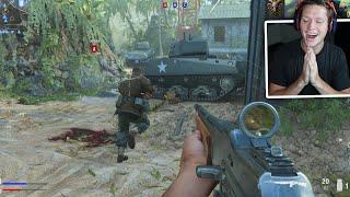 Call of Duty: Vanguard Multiplayer Beta Gameplay (Dogs Highest Killstreak)