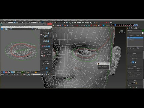 3ds Max script] miauu's Transfer Edges: Poly <-> UVW — polycount