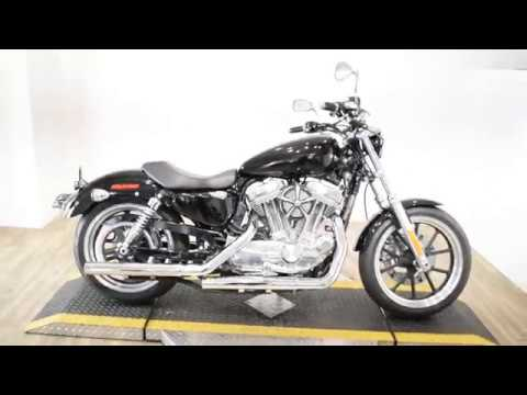 2014 Harley-Davidson Sportster® SuperLow® in Wauconda, Illinois - Video 1