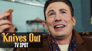"Knives Out (2019) Official TV Spot ""Mystery Review ""– Daniel Craig, Chris Evans, Ana de Armas"