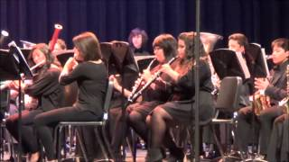 San Antonio Youth Wind Ensemble (SAYWE II) - King Kong Soundtrack Highlights -  Howard, arr. Bocook