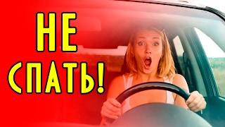 15 лайфхаков как не спать за рулем